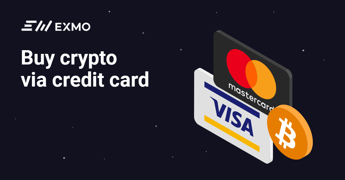 cryptocurrency that can be bought by credit card